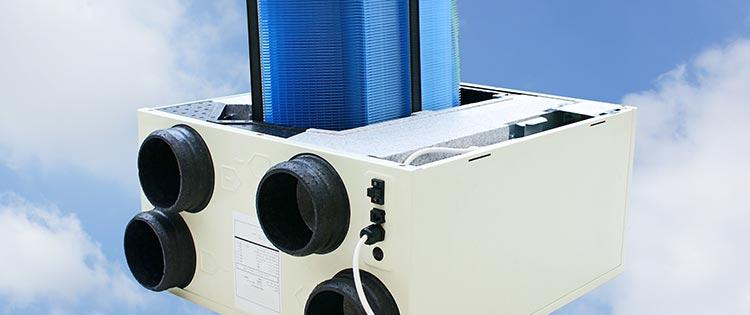 VMC (Ventilation Mécanique Contrôlée) pas cher en Haute-Normandie